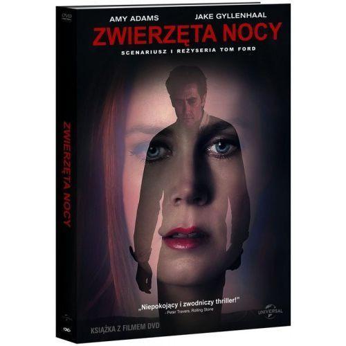 Filmostrada Zwierzęta nocy (dvd) + książka