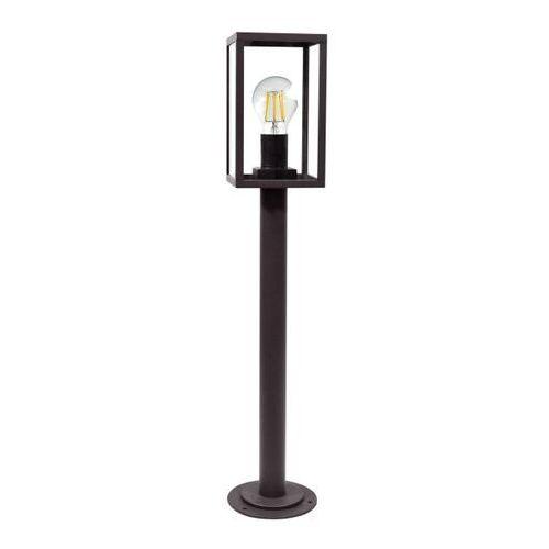 Polux Lampa ogrodowa malmo b680 stojąca wys.68cm grafitowa ip44 309204 ( na stanie 16szt.)