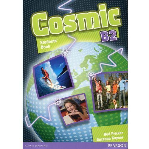 Cosmic B2, Student's Book (podręcznik) plus Active Book (2011)
