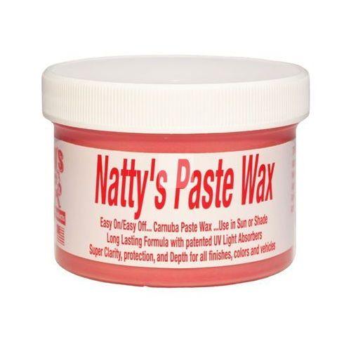 Poorboy's - Natty's Paste Wax Red 235ml - produkt z kategorii- Wosk samochodowy