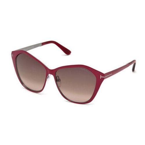 Tom ford Okulary słoneczne ft0391 lena 69z