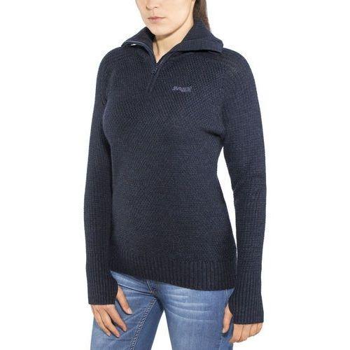 ulriken warstwa środkowa kobiety niebieski s 2018 bluzy, Bergans