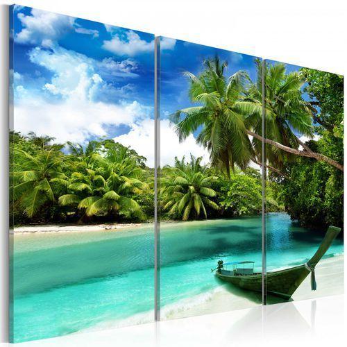 Obraz - Na wyspie marzeń (60x40 cm)