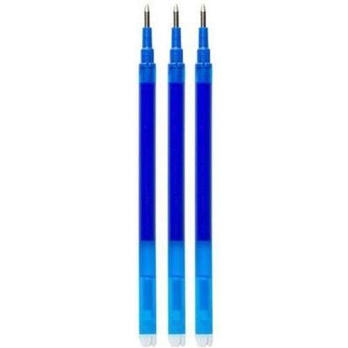 Wkład Do Długopisu Wymazywalnego Q-Connect 3Szt Niebieski