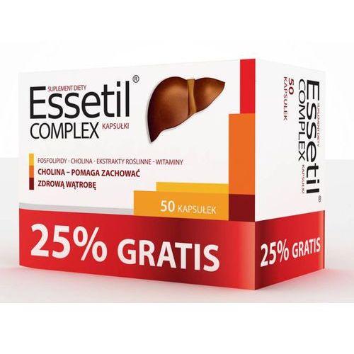 Nord farm Essetil complex x 40 kapsułek + 10 kapsułek gratis