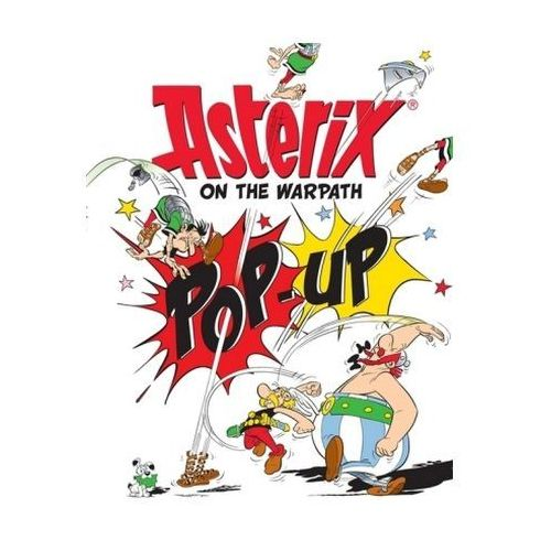 Asterix Pop-Up: Asterix on the Warpath (9781510100428)