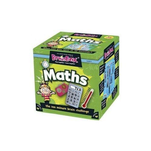 Brainbox maths. gra planszowa. wersja angielska marki Albi