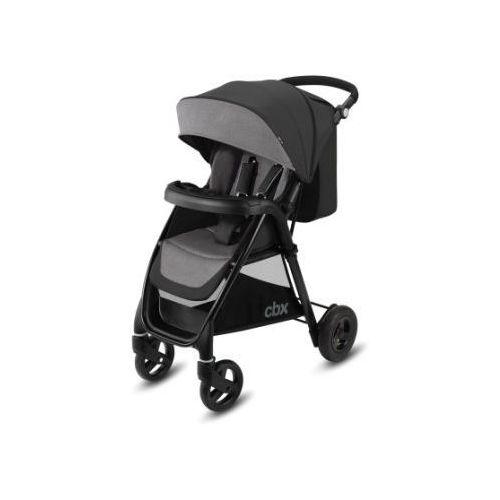 Cbx wózek spacerowy misu air comfy grey - kolor szary