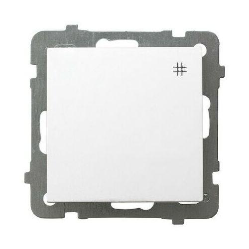 Łącznik krzyżowy biały ŁP-4G/m/00 As Ospel (5907577451097)