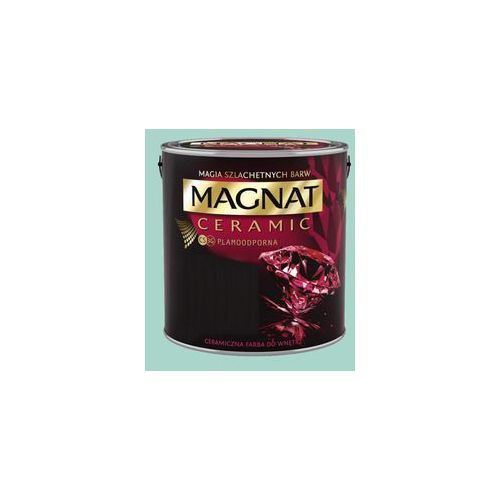 Farba Ceramiczna Magnat Ceramic C38 Szmaragdowy Tytoń 5l, q1196050000074500