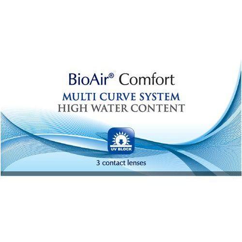 Nowe Soczewki BioAir opakowanie 3 sztuki z kategorii Soczewki kontaktowe