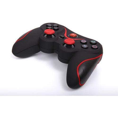 Kontroler 1BANDIT A8 Czarno-czerwony (PS3/PC)
