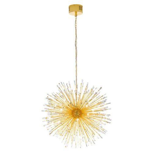 Lampa wisząca zwis oprawa Eglo Vivaldo 1 32x1.2W G4 LED mosiądz/kryształ 39256
