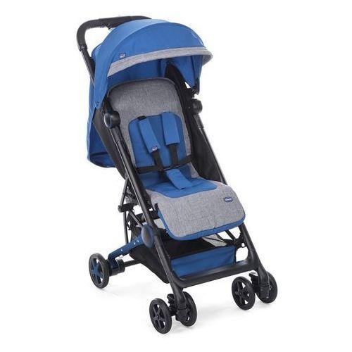 Chicco wózek spacerowy miini.mo power blue
