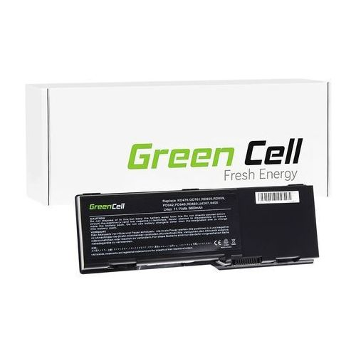 Dell Inspirion 1501 / 312-0427 6600mAh Li-Ion 11.1V (GreenCell), DE21