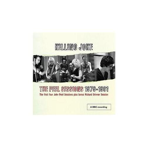 Empik.com Killing joke - the peel sessions '79 - '81 - dostawa gratis, szczegóły zobacz w sklepie