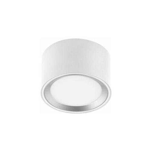 Oprawa natynkowa OBERON IP20 śr. 10 cm biała LED INSPIRE