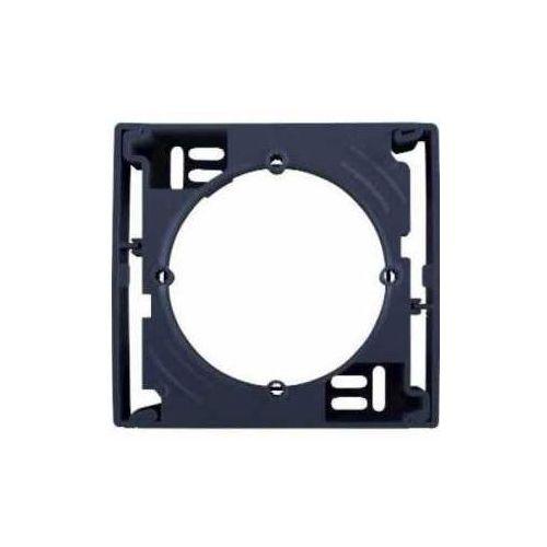 Podstawa naścienna Schneider Sedna SDN6100170 puszka natynkowa grafit (3606480672323)