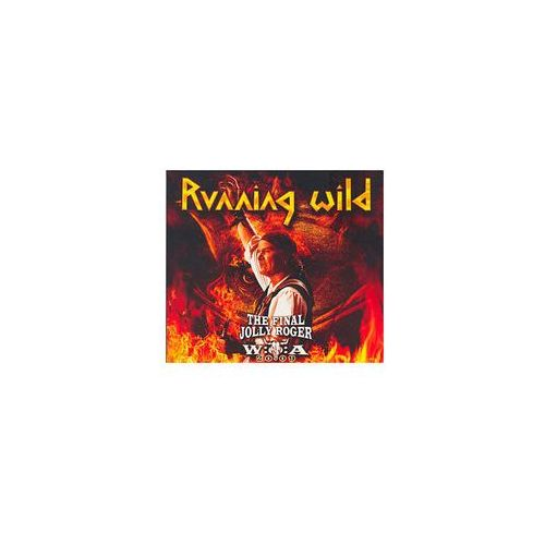 Warner music / zyx Running wild - final jolly roger, the (0090204725144)
