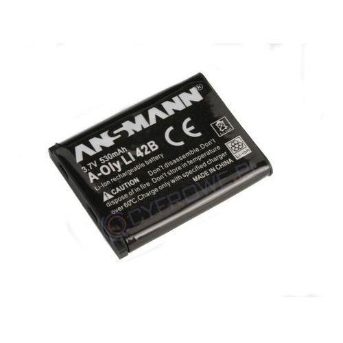 Ansmann  akumulator a-oly li 42b darmowa dostawa do 400 salonów !! (4013674022939)