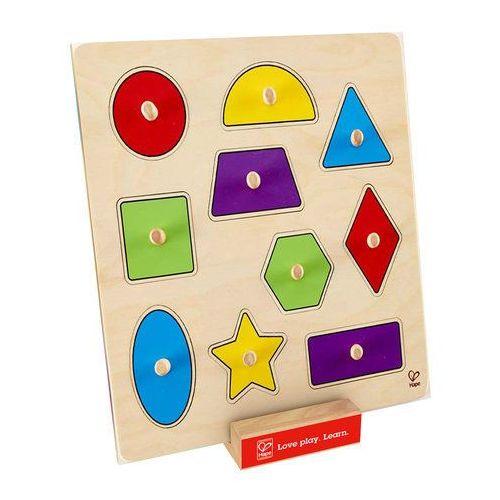 Puzzle geometryczne marki Hape