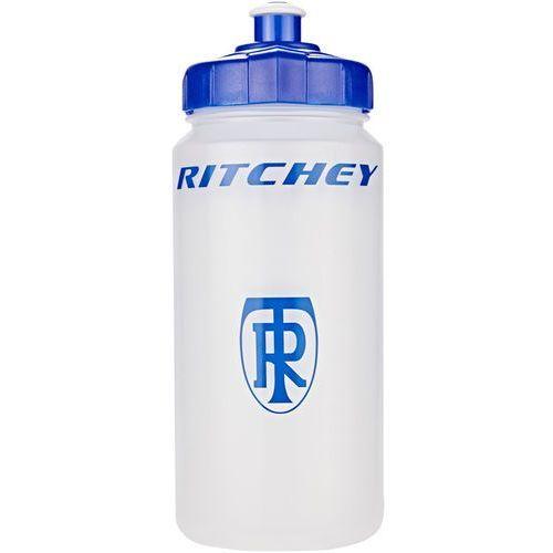 Ritchey Bidon Bidon 500 ml niebieski/przezroczysty 2018 Bidony