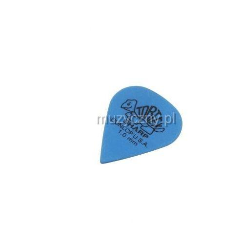 Dunlop 412P Tortex Sharp kostka gitarowa 1.00mm