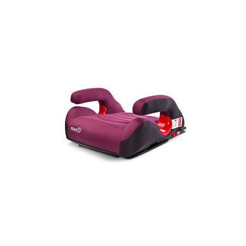 Caretero Fotelik samochodowy puma isofix 15-36 kg (wi�niowy)