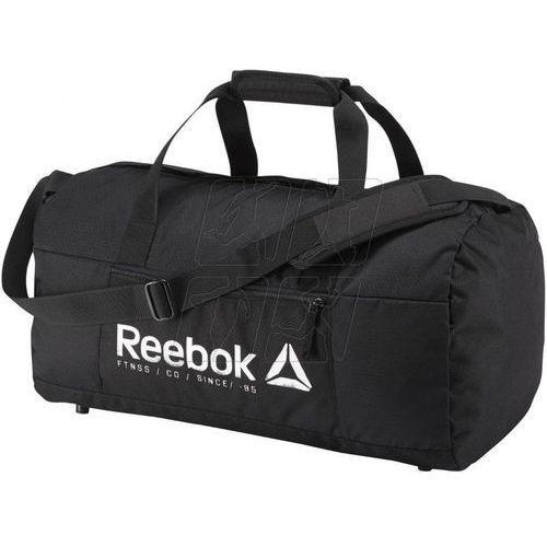 Reebok Torba  foundation medium grip duffle bag m bk5997