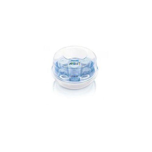 Philips Avent Mikrofalowy sterylizator parowy SCF 281/02 (8710103558743). Najniższe ceny, najlepsze promocje w sklepach, opinie.