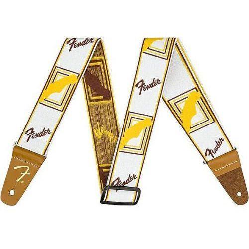 monogrammed w/b/y pasek marki Fender