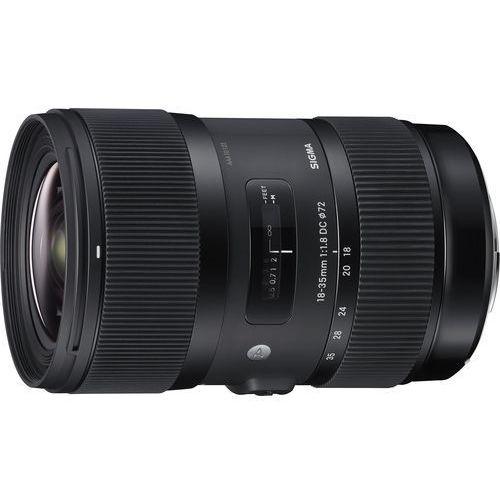 Sigma af 18-35mm f/1.8 a dc hsm sony - produkt w magazynie - szybka wysyłka! (0085126210625)