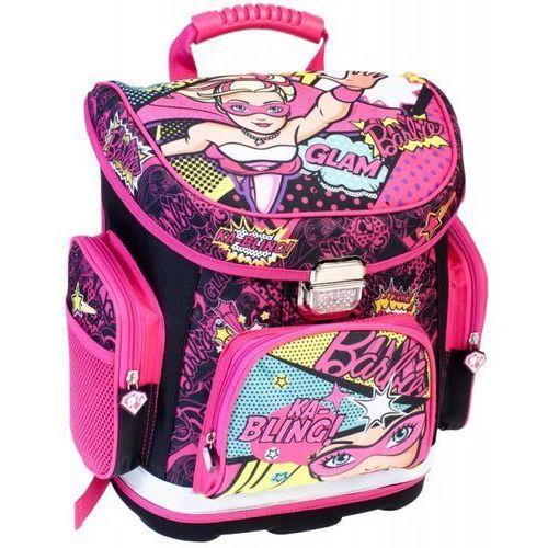 Tornister szkolny barbie power + darmowy transport! marki Starpak