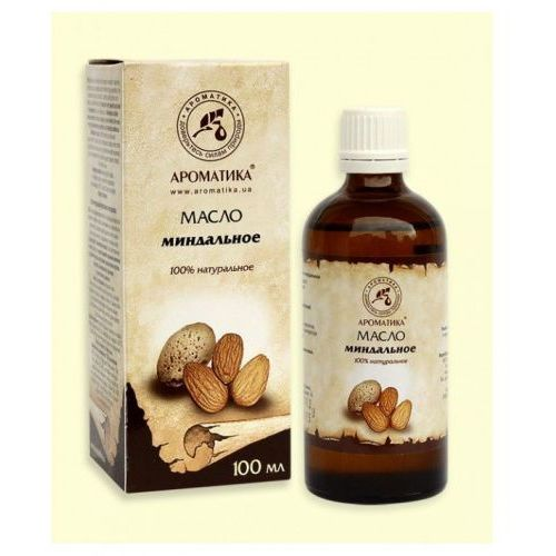 Naturalny olejek migdałowy 50 ml. marki Aromatika