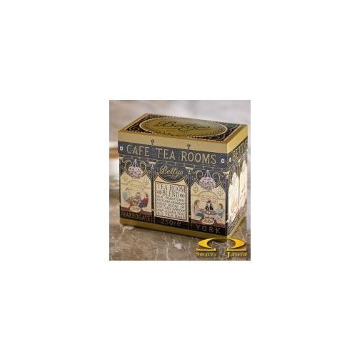Bettys tea rooms herbata liściasta mieszana, 80 torebek wyprodukowany przez Taylors of harrogate