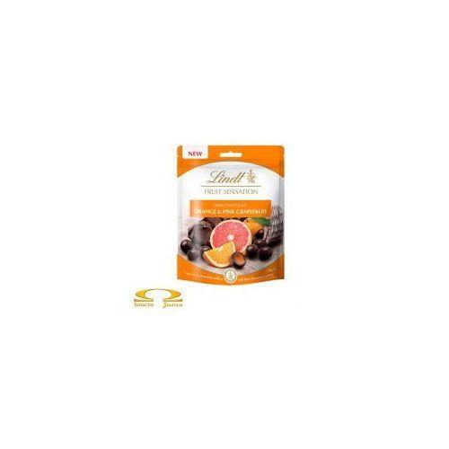 Czekoladki Lindt Sensation Fruit Orange & Grapefruit 150g, CZEK1032