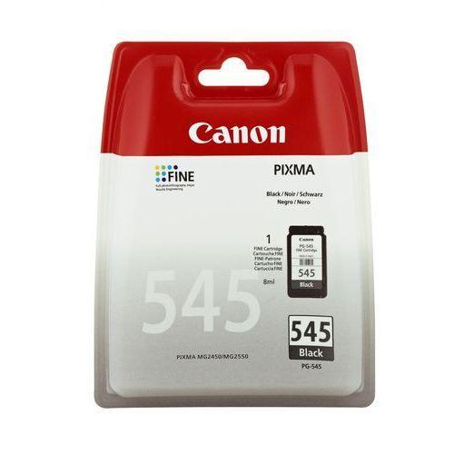 Canon oryginalny ink PG-545, black, 180s, 8287B001, Canon Pixma MG2450, 2550, kolor Black