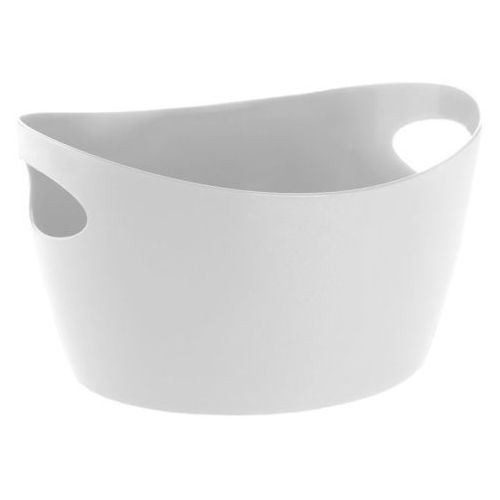 Miska łazienkowa BOTTICHELLI, rozmiar L - kolor biały, KOZIOL (4002942148938)
