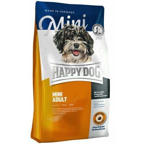 HAPPY DOG Fit & well adult mini 1 kg- RÓB ZAKUPY I ZBIERAJ PUNKTY PAYBACK - DARMOWA WYSYŁKA OD 99 ZŁ