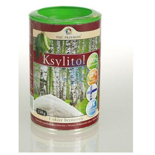 Ksylitol Cukier Brzozowy 250g Fiński - Pięć Przemian