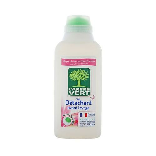 Novamex L'arbre vert 500ml détachant ekologiczny odplamiacz do tkanin białych i kolorowych