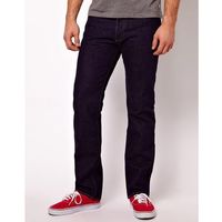 Levi's Jeans 501 Straight Fit One Wash - Blue, jeans