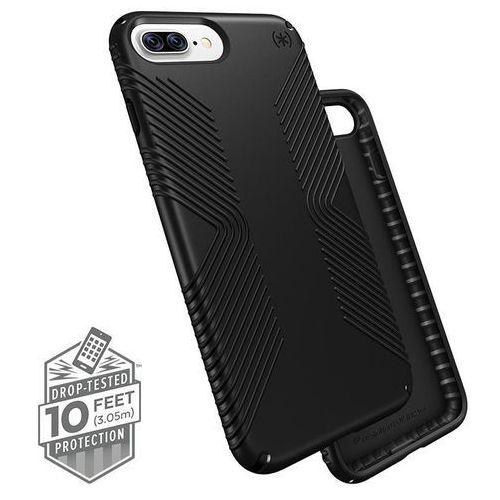 Speck presidio grip etui obudowa iphone 8 plus / 7 plus / 6s plus / 6 plus (black/black)