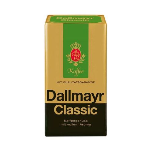 DALLMAYR 500g Classic Niemiecka kawa mielona import