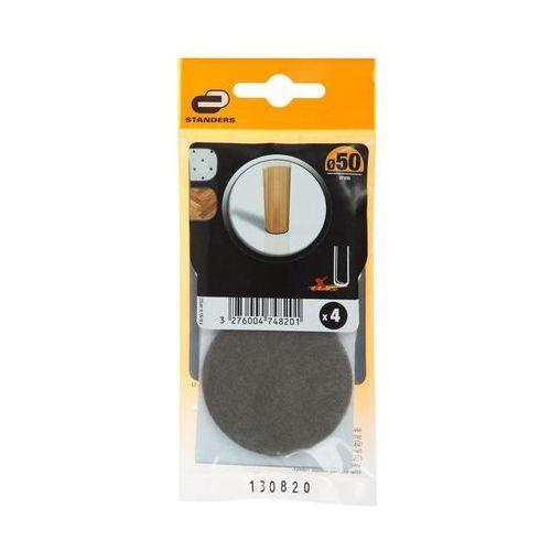 Standers Podkładki ficowe samoprzylepne 50 mm 4 szt. (3276004748201)