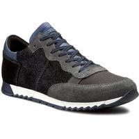 Sneakersy WOJAS - 6018-71 Granatowy Szary