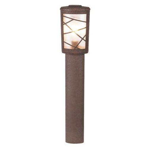 8759 LAMPA STOJĄCA OGRODOWA PESCARA RDZAWA