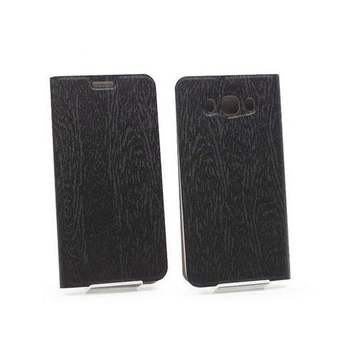 Samsung Galaxy J7 (2016) - etui na telefon Flex Book - czarny, ETSM351FLBKBLK000