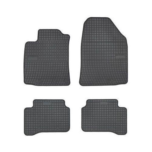 Frogum Kia sorento ii lift 2012-2015 zestaw dywaników gumowych  (5907377540878)