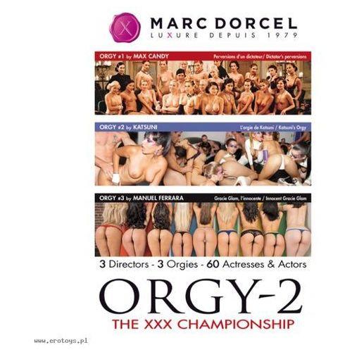 DVD Marc Dorcel - Orgy 2: The XXX Championship